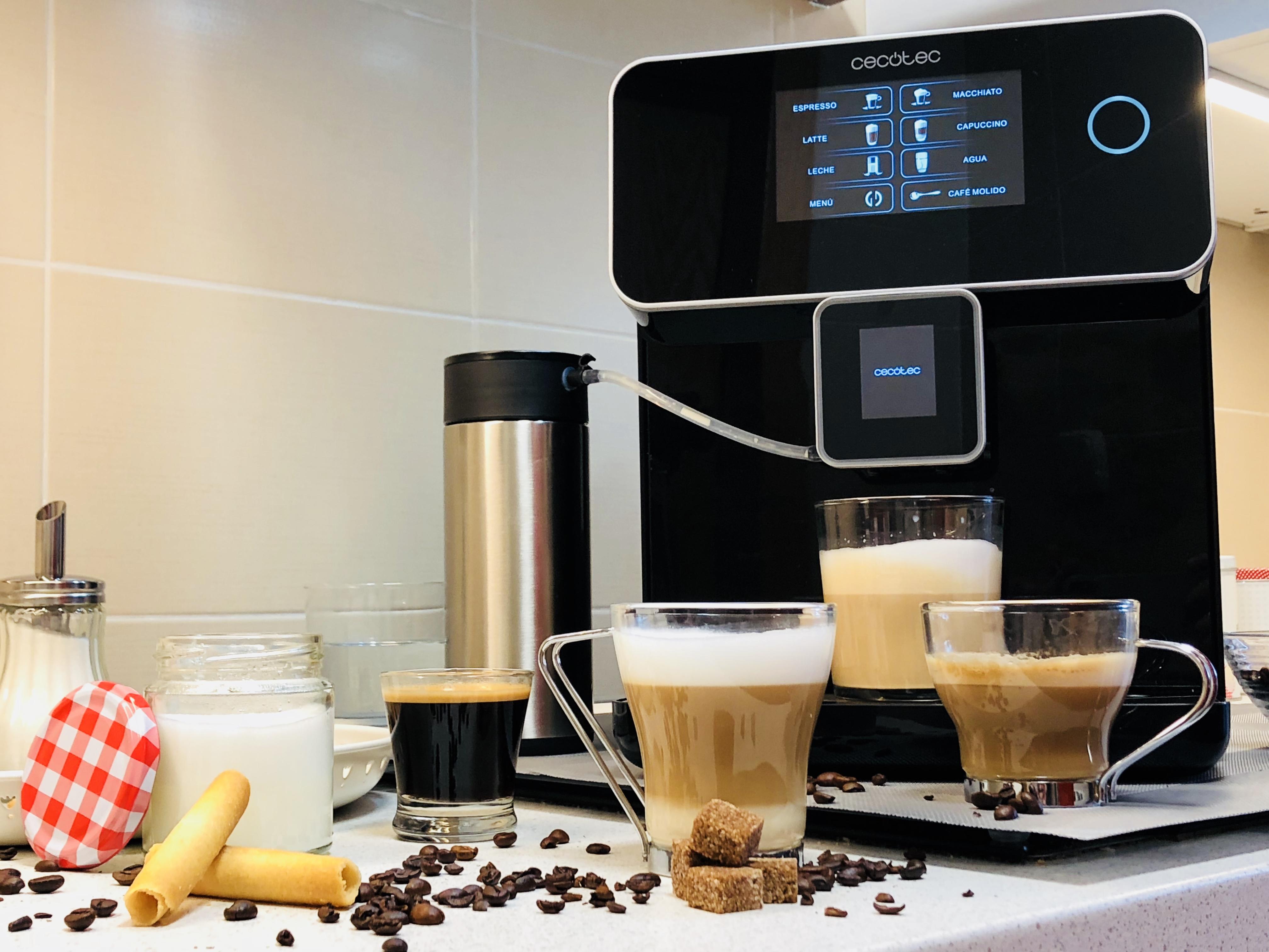 Cmáy pha cà phê tại nhà